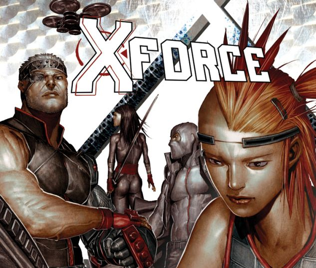 X-FORCE 2 (ANMN, WITH DIGITAL CODE)