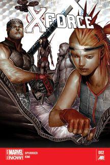 X-Force (2014) #2