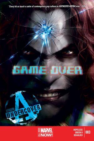 Avengers Undercover (2014) #3