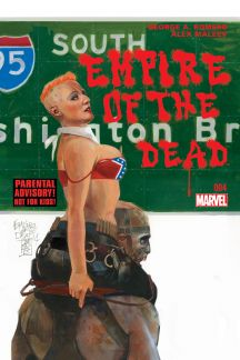 George Romero's Empire of the Dead: Act One #4