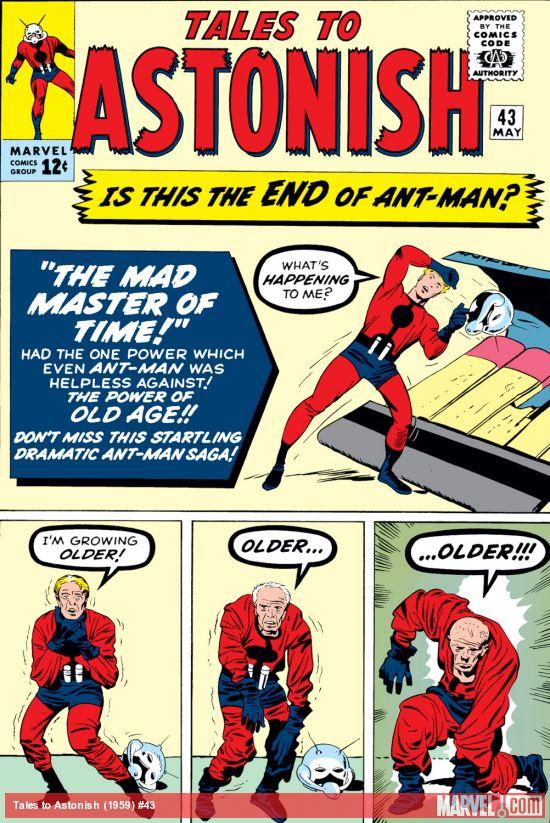 Tales to Astonish (1959) #43