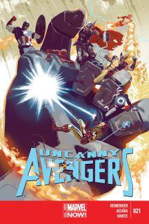Uncanny Avengers #21