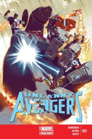 Uncanny Avengers (2012) #21