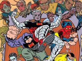 The X-Statix by Michael Allred