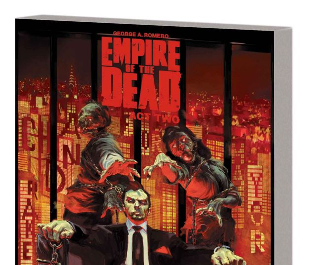 GEORGE ROMERO'S EMPIRE OF THE DEAD: ACT TWO TPB (SDOS)