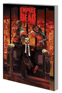 George Romero's Empire of the Dead: Act Two (Trade Paperback)