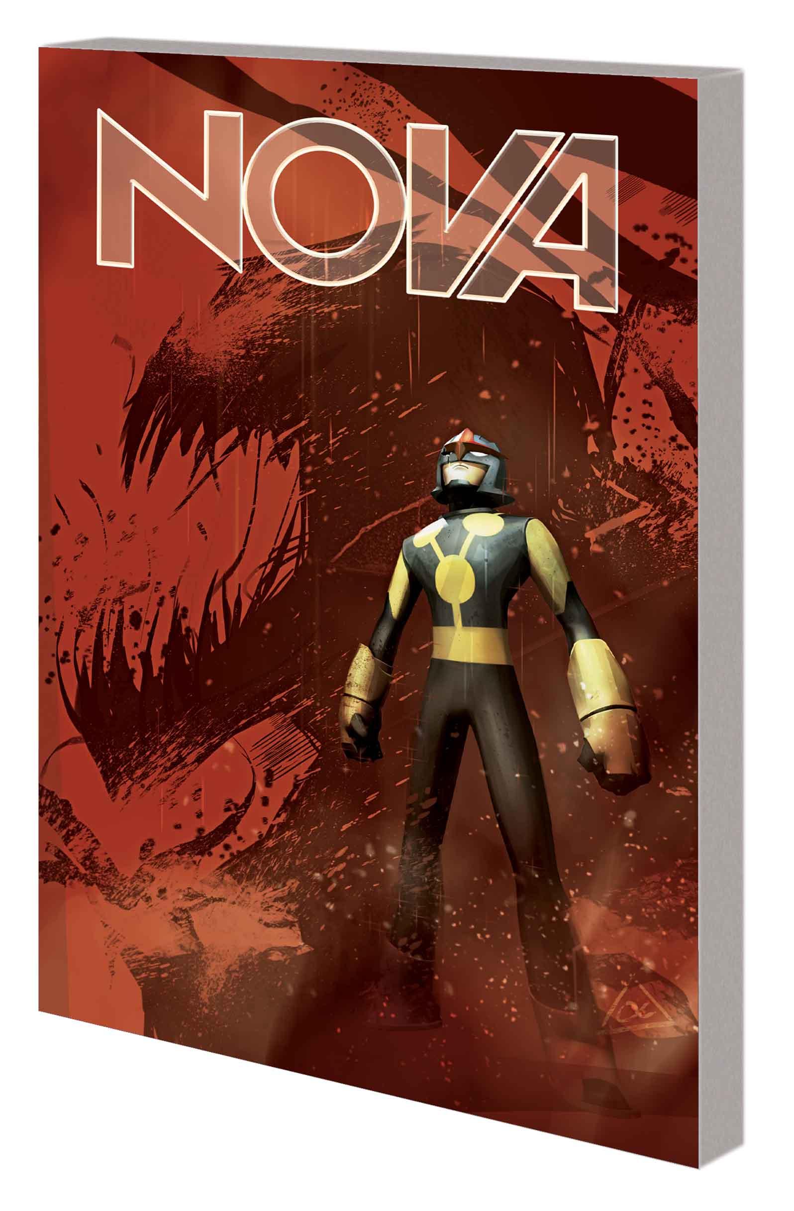 Nova Vol. 5: Axis (Trade Paperback)