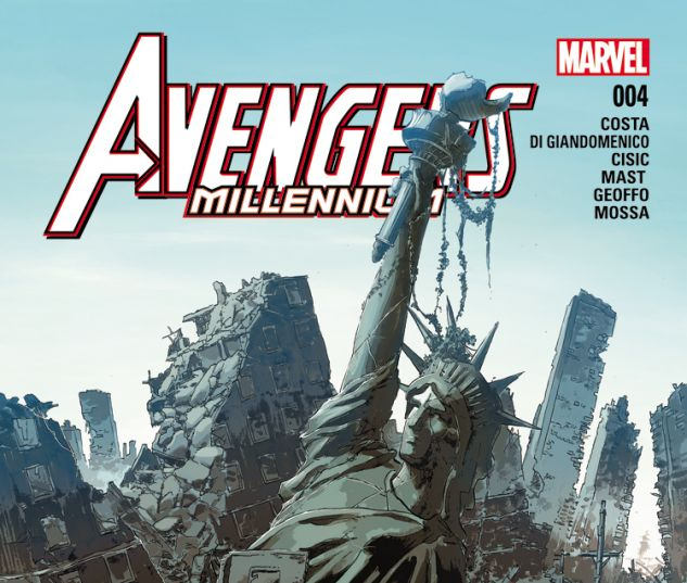 AVENGERS: MILLENNIUM 4 (WITH DIGITAL CODE)