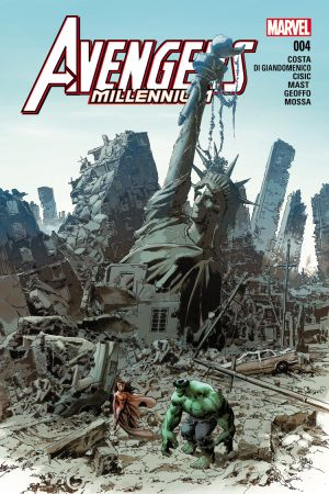 Avengers: Millennium #4