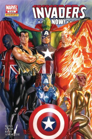 Invaders Now! (2010) #5