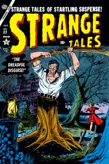 Strange Tales #32