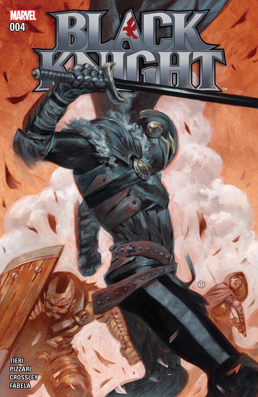 Black Knight (2015) #4