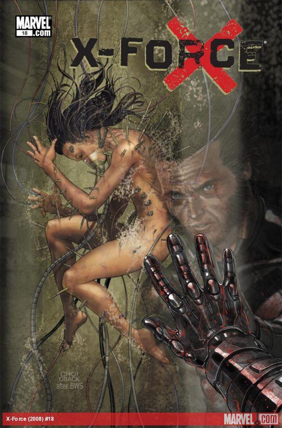 X-Force (2008) #18