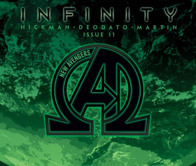 New Avengers (2013) #11