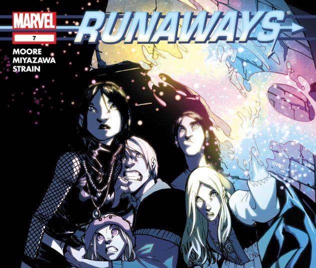 Runaways (2008) #7
