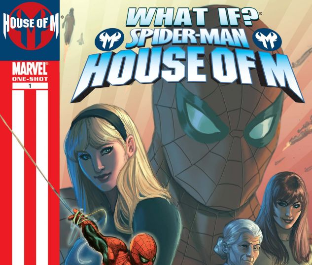 WHAT IF? SPIDER-MAN: HOUSE OF M (2009) #1