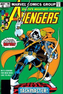 Avengers (1963) #196