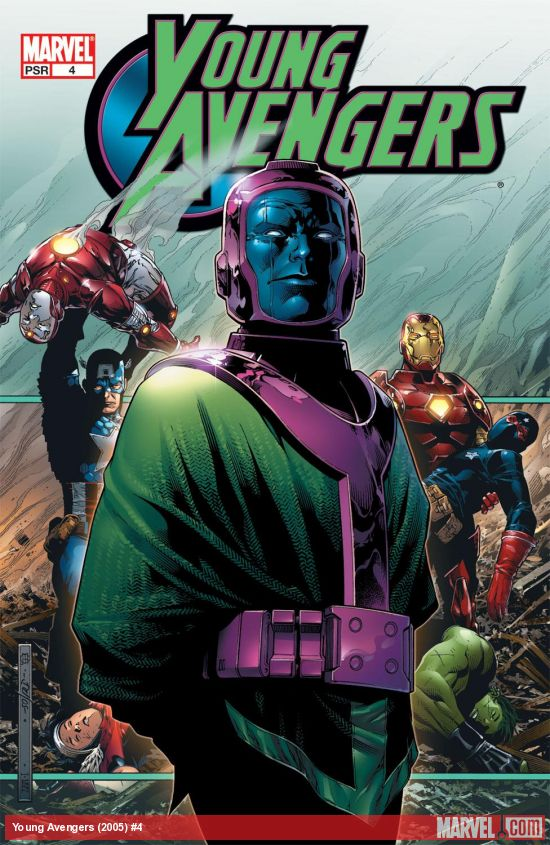 Young Avengers (2005) #4
