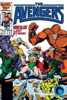 Avengers #274