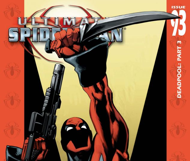 ULTIMATE SPIDER-MAN (2000) #93
