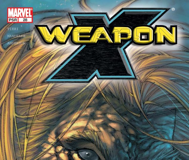 WEAPON X (2002) #28
