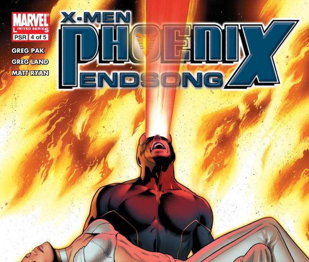 X-MEN: PHOENIX - ENDSONG (2005) #4