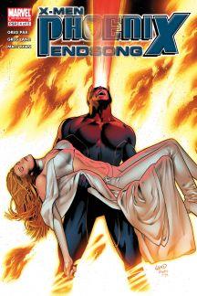 X-Men: Phoenix - Endsong #4