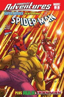 Marvel Adventures Super Heroes (2008) #2