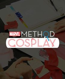 Marvel Method: Cosplay
