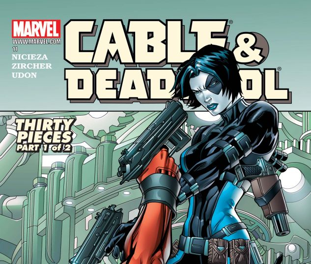 CABLE & DEADPOOL (2004) #11