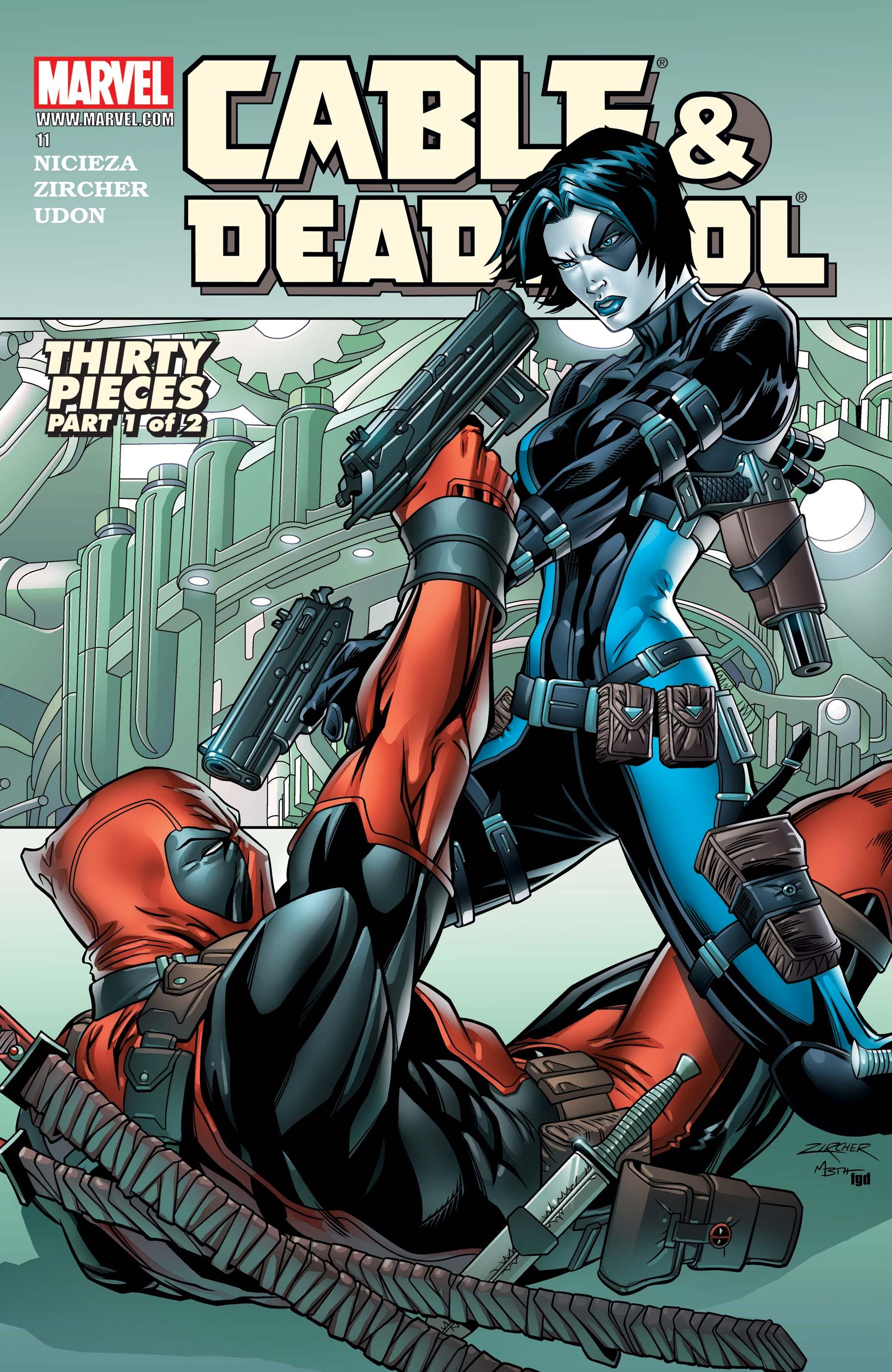 Cable & Deadpool (2004) #11