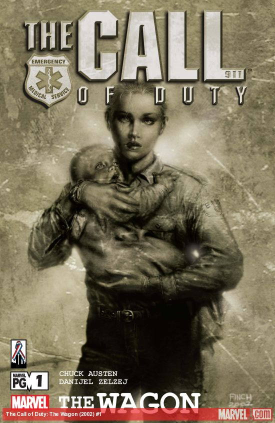 The Call of Duty: The Wagon (2002) #1