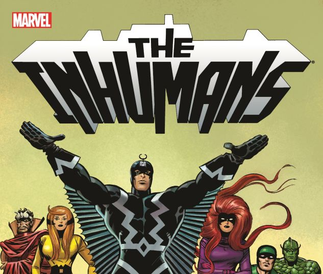 cover from Inhumans: Tales from the Great Refuge (2013)
