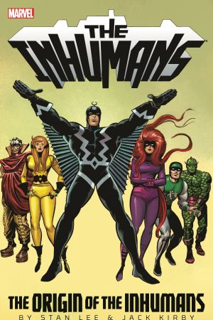 INHUMANS: THE ORIGIN OF THE INHUMANS TPB (Trade Paperback)