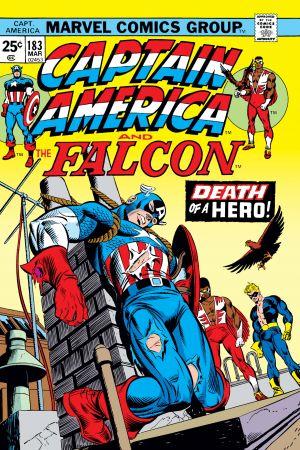 Captain America #183