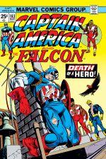 Captain America (1968) #183 cover
