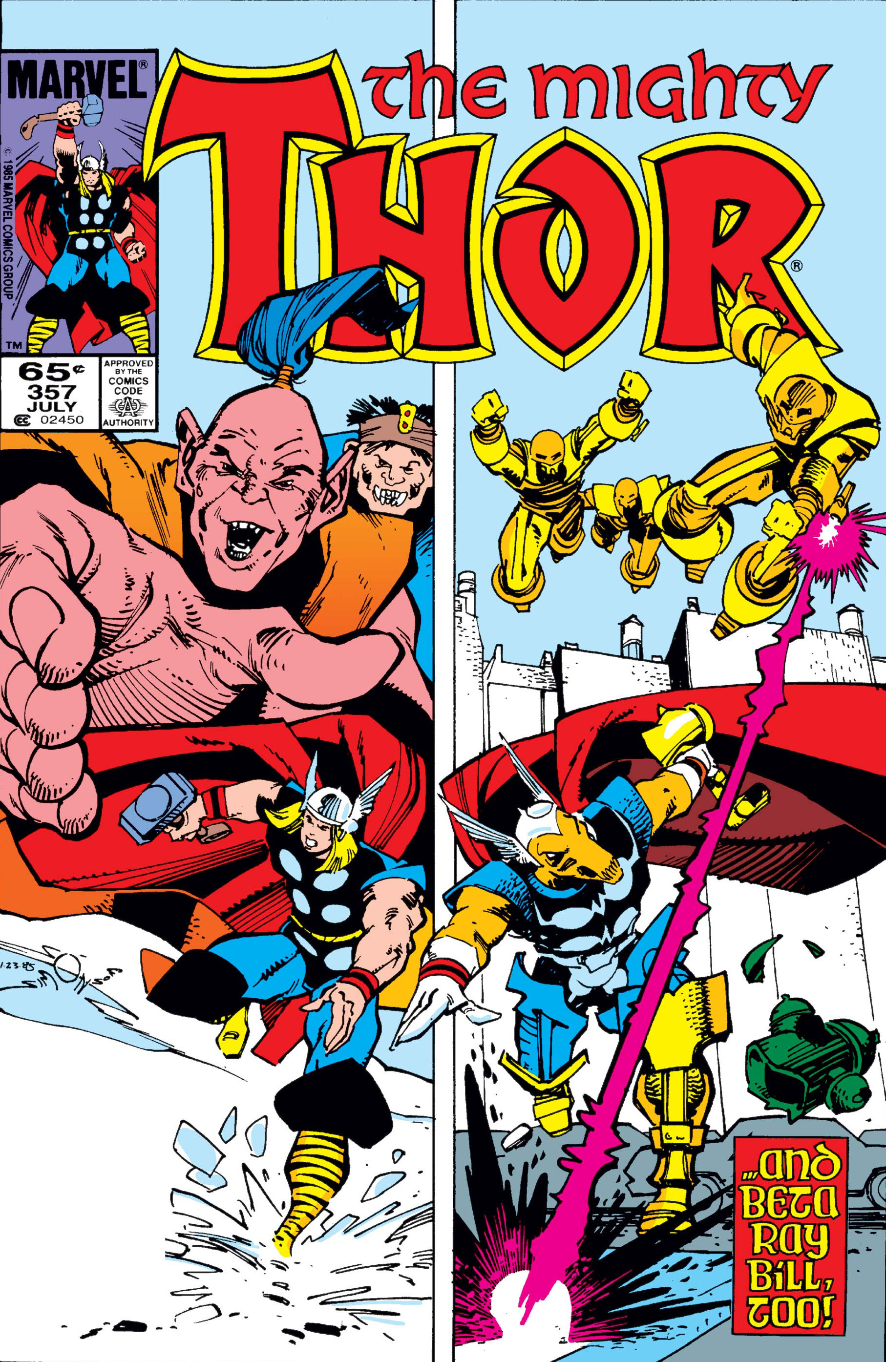 Thor (1966) #357