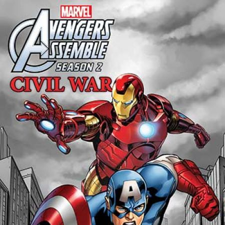 Marvel Universe Avengers Assemble: Civil War (2017 - 2018)