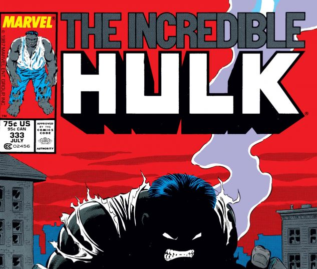 Incredible Hulk (1962) #333