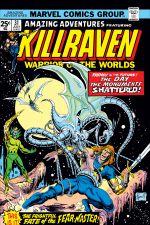 Amazing Adventures (1970) #31 cover