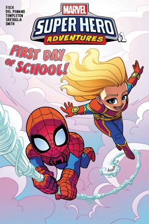 Marvel Super Hero Adventures: Captain Marvel - First Day of School #1