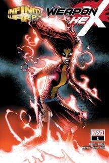 Infinity Wars: Weapon Hex #1