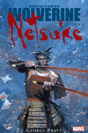 Wolverine: Netsuke #1