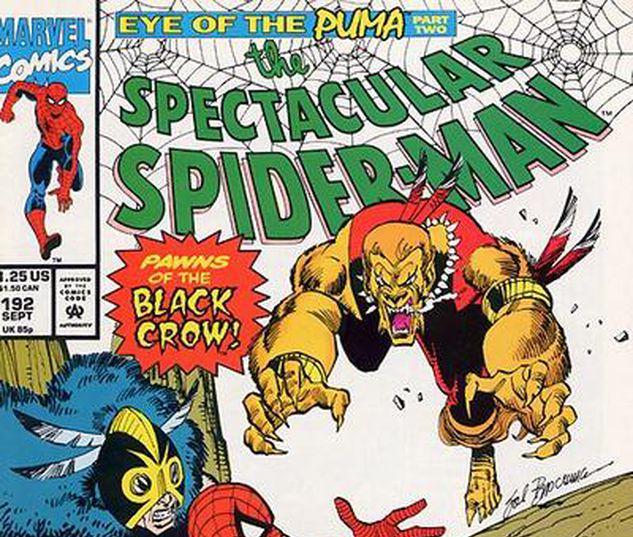 Spectacular Spider-Man #192