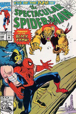 Peter Parker, the Spectacular Spider-Man (1976) #192