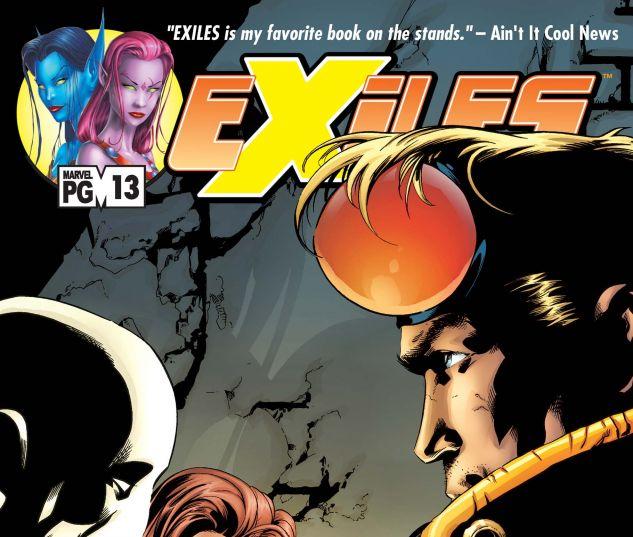 EXILES (2001) #13