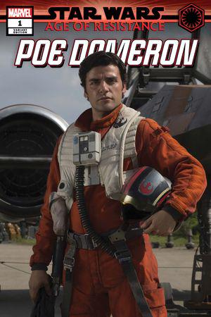 Star Wars: Age Of Resistance - Poe Dameron (2019) #1 (Variant)