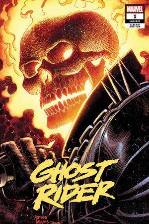 Ghost Rider (2019) #1 (Variant)