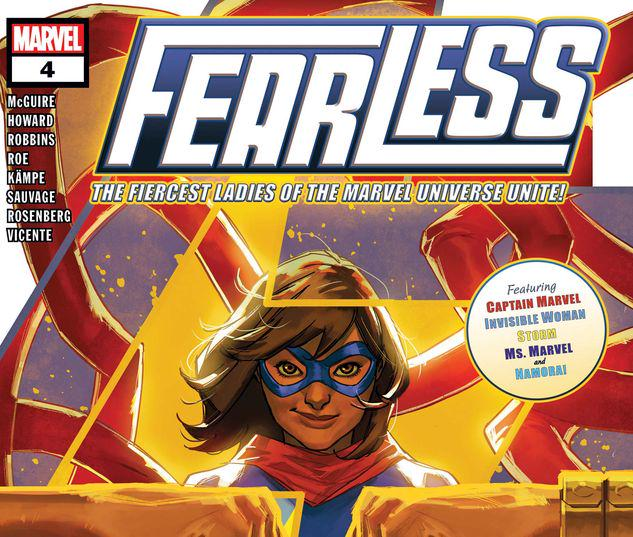 Fearless #4