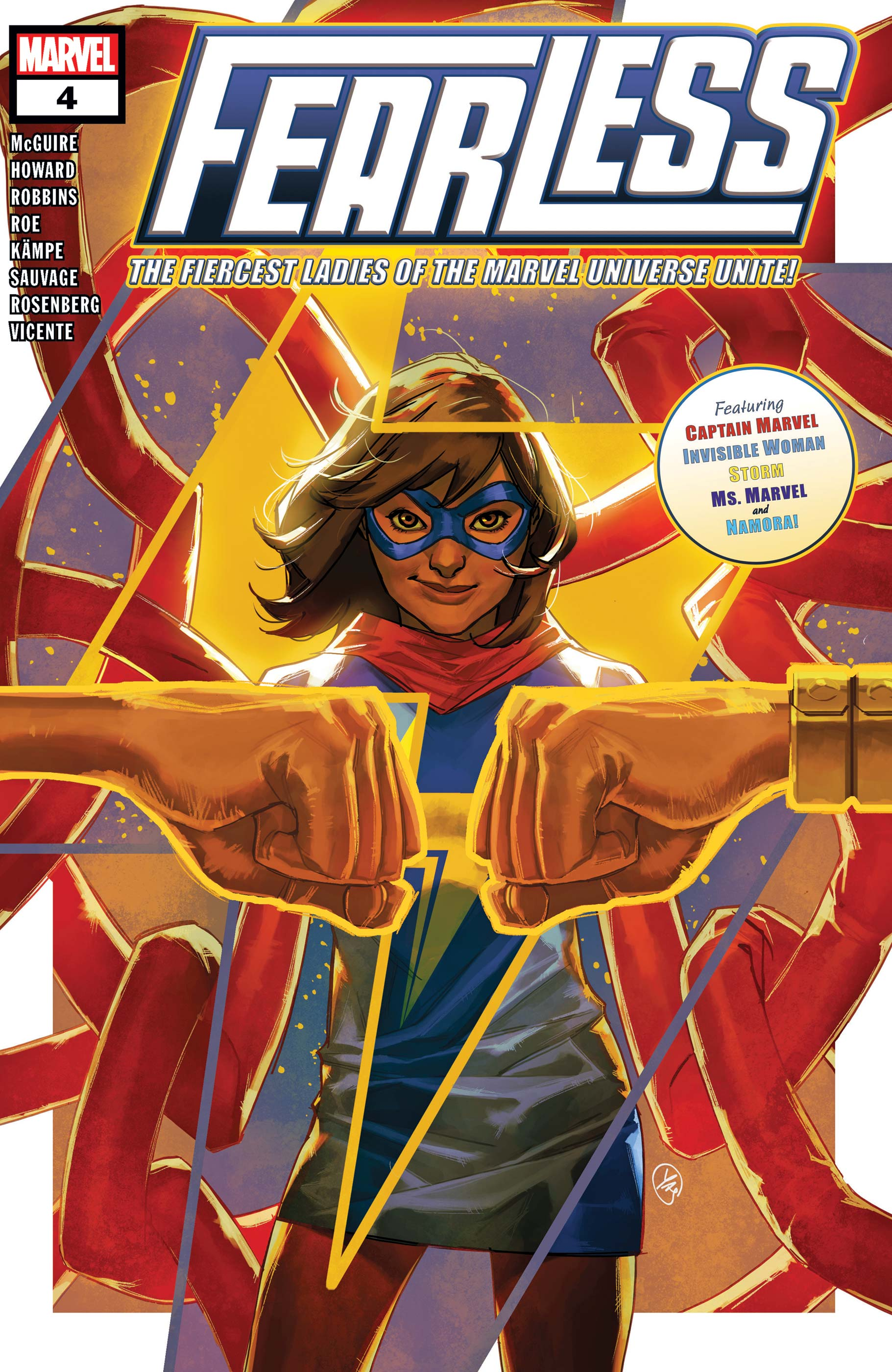 Fearless (2019) #4